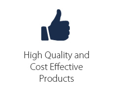 High Quality & Cost Effective Products
